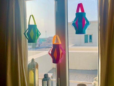 How to make a Fanoos or Ramadan Lantern