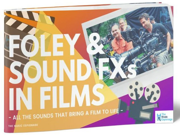 Foley & Sound Effects In Films-FULL LESSON-with Distance Learning