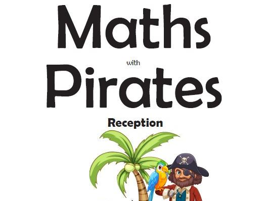 Maths with Pirates  - Reception