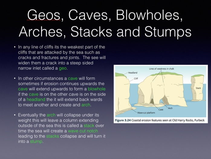 A - Level (Physical-Geogrpahy)-Coastal-Systems-And-Landscapes New Spec AQA