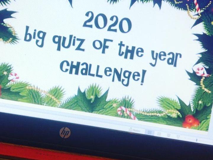 Big Quiz of the Year Challenge