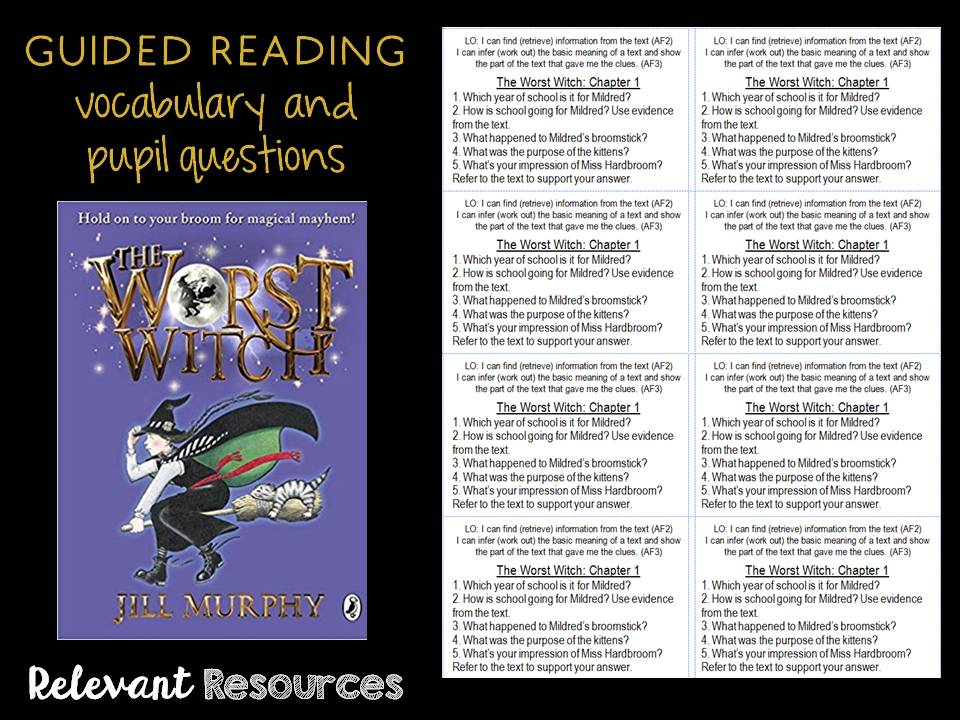 The Worst Witch: Guided Reading