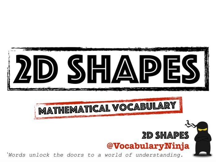 2D Shapes Pack