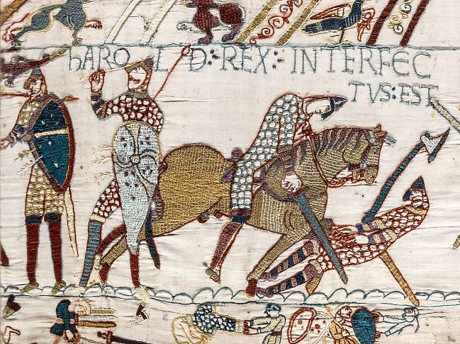 AQA GCSE History: Normans - Lesson 1: Introduction to Anglo-Saxon England