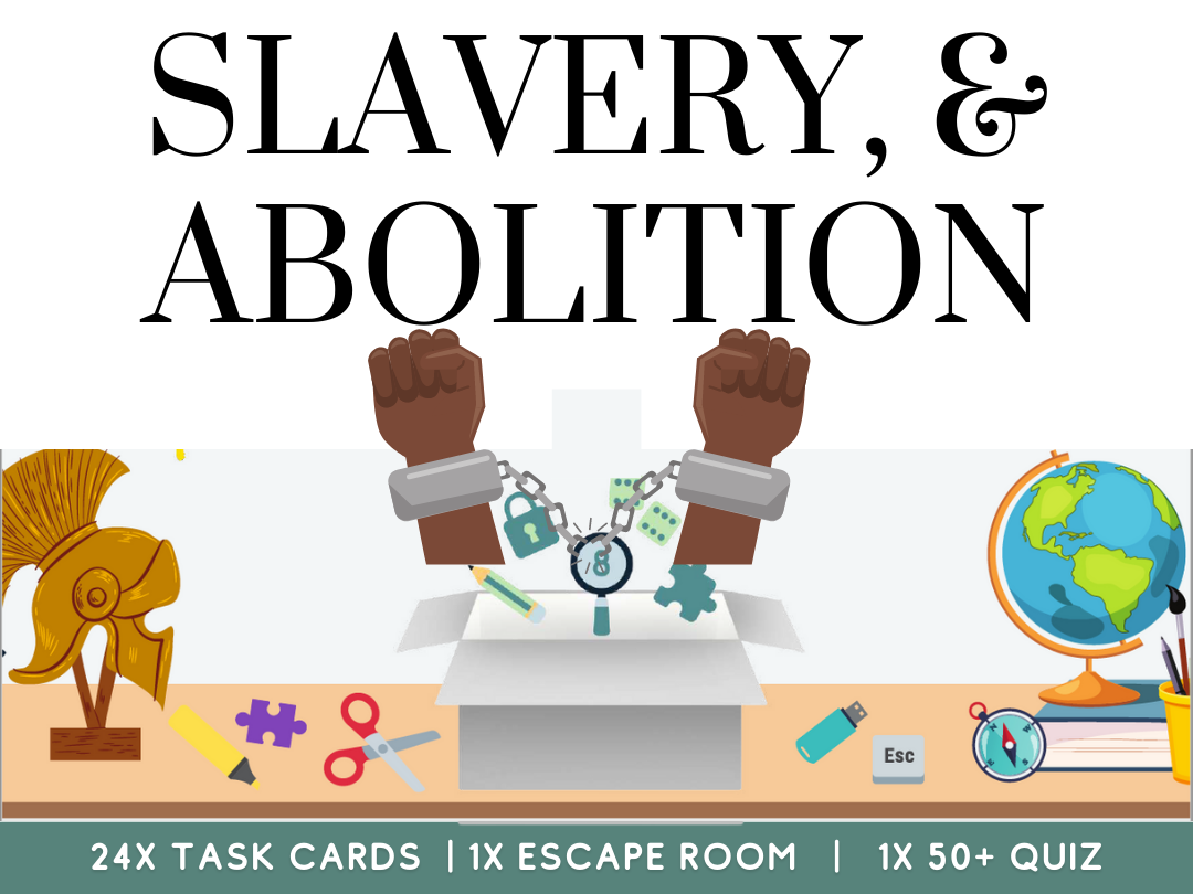 Slavery Civil Rights and Abolition