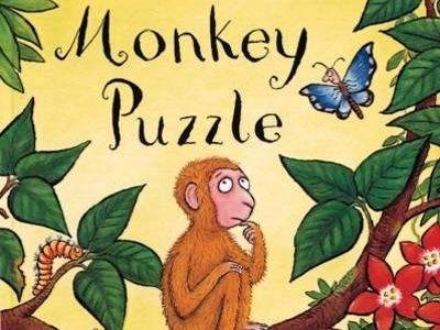 Monkey puzzle literacy plan