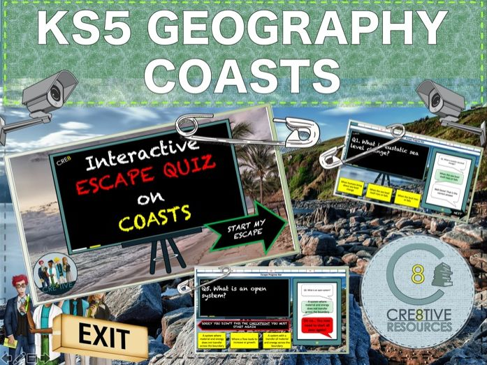 Coasts - A level Geography