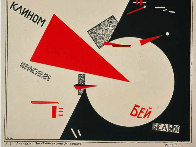 Russian Constructivism, short described in quotes - the art-movement explained for students & pupils