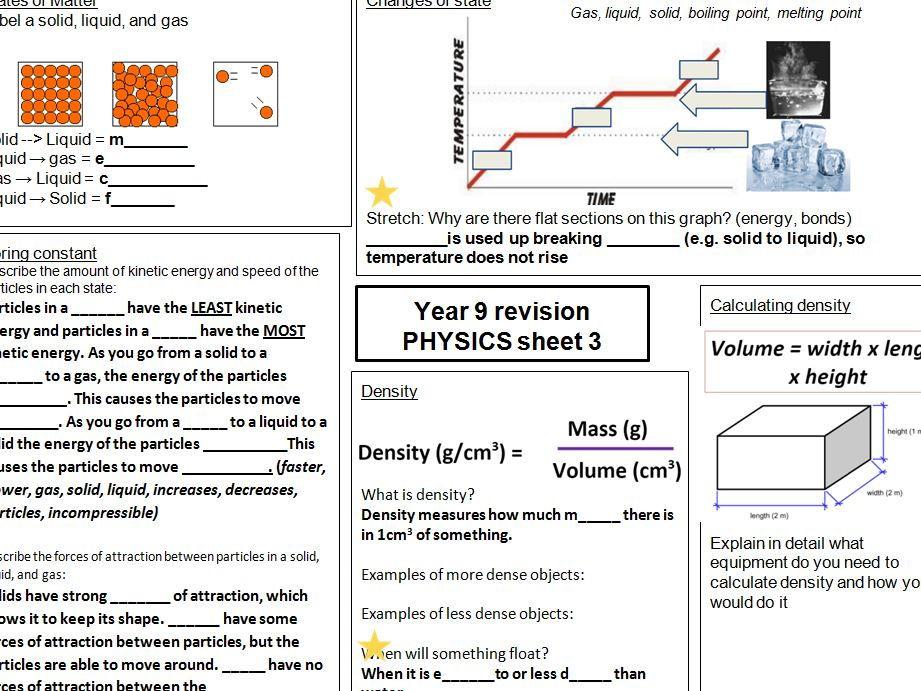 Atmospheric Pressure & Density Worksheet by ASnitch - Teaching ...