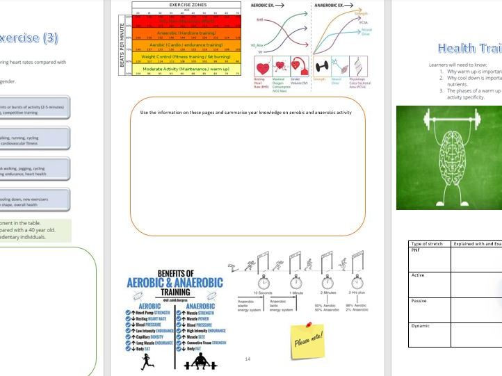 GSCE Eduqas Revision Book