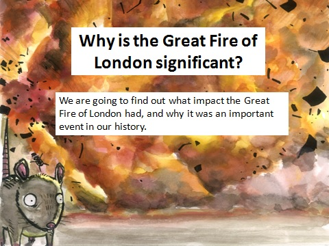 What is the significance of the Great Fire of London