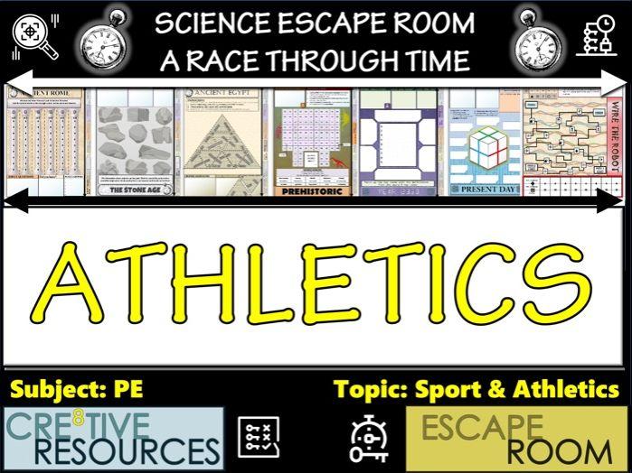 Athletics - GCSE PE
