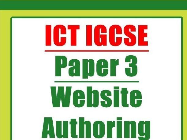 Website Authoring