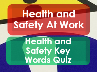Employability Skills: Health and Safety at Work Quiz