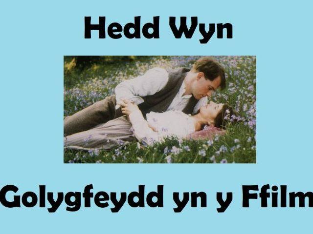 Hedd Wyn - Golygfeydd yn y ffilm