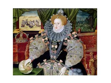 Elizabeth I GCSE Revision Guides EDUQAS 9-1