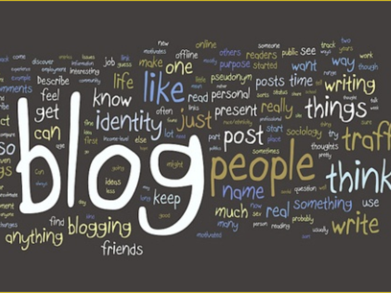 Blogging - scheme of work