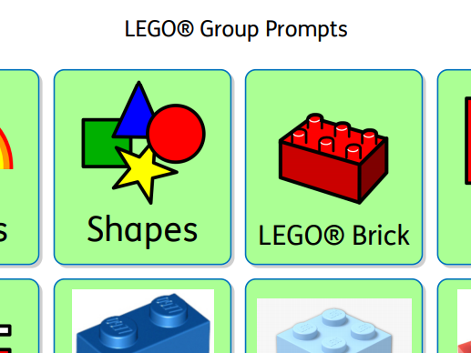 LEGO® Group Prompts