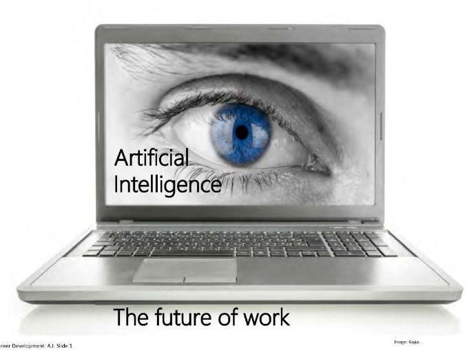 Artificial Intelligence: The future of work