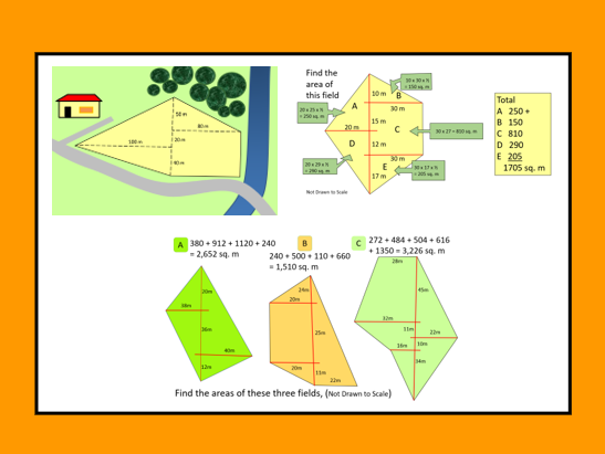 Area by Traverse Survey Powerpoint