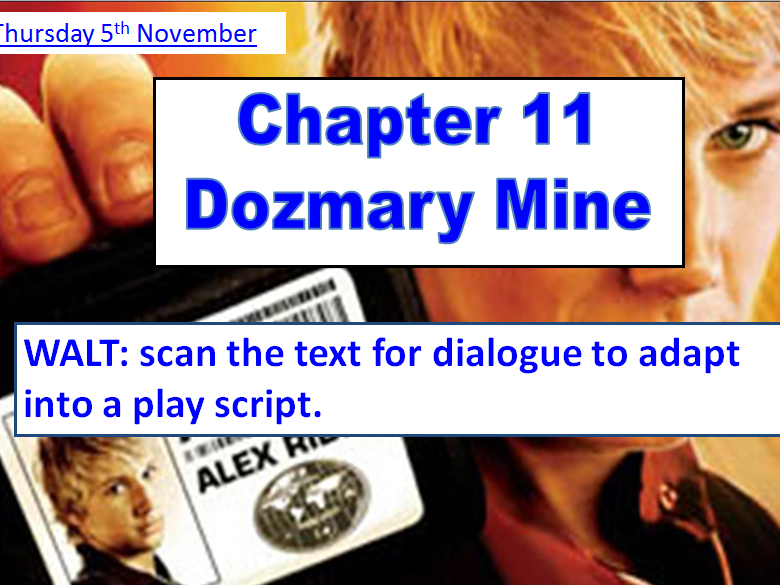 Stormbreaker By Anthony Horowitz  Ready-to-use lessons for Chapters 11 - 20 **NEW & UPDATED**