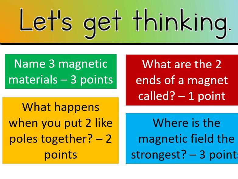 P15 Magnetism Full Unit (AQA Trilogy)