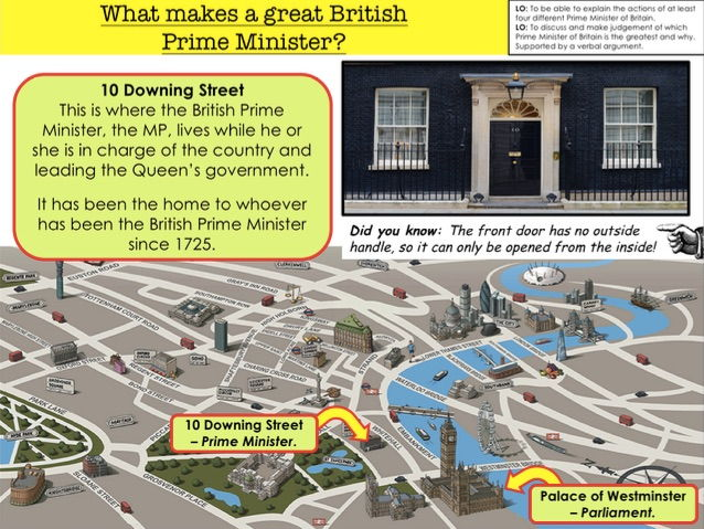 History and Politics What makes a great Prime Minister?