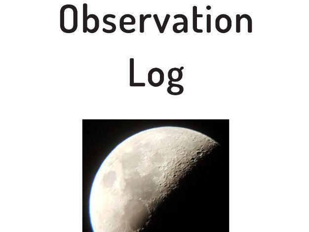 BTEC Unit 16 Observation Log