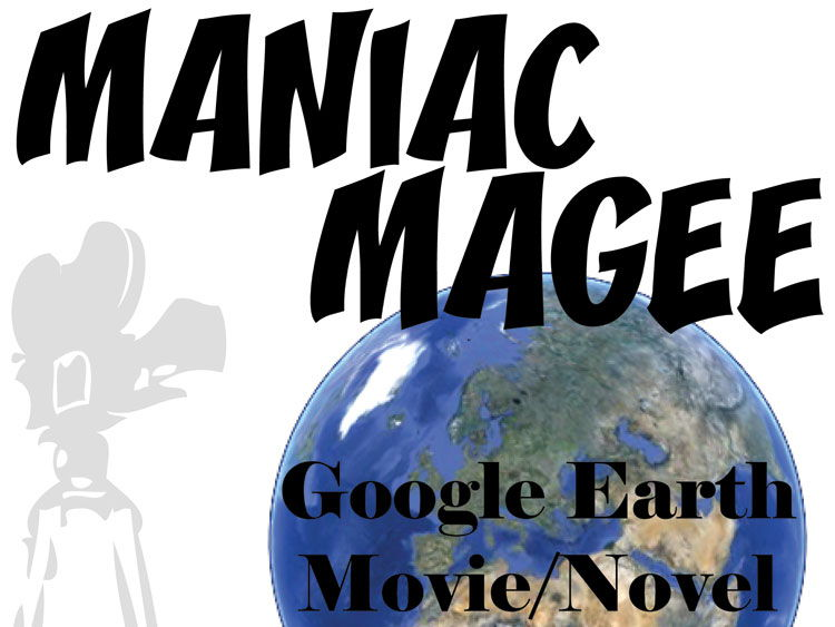 Maniac Magee   Additional photo  inside page      GradeSaver