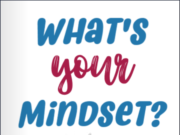 Growth Mindset Lesson - An introduction to how we perceive challenges