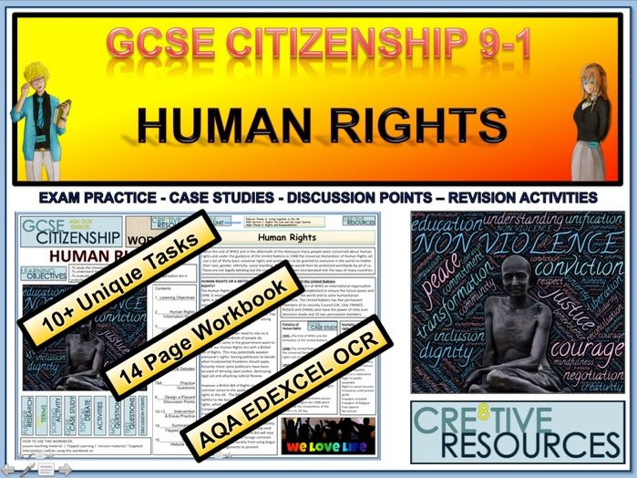 Human Rights Work Booklet
