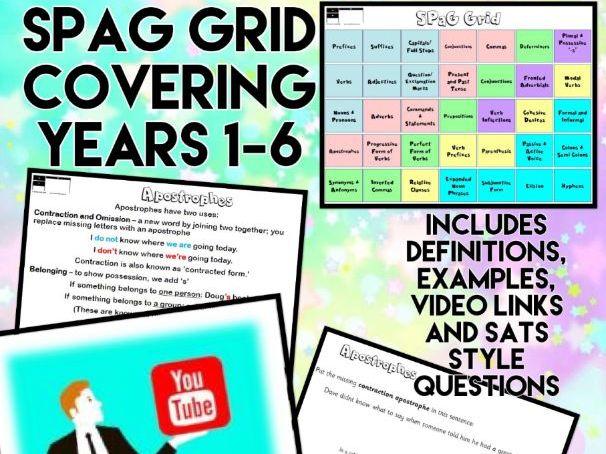 SPaG Grid