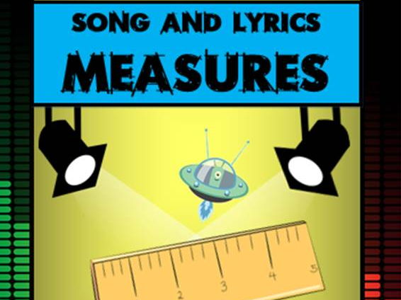 Measures Song by Mr A, Mr C and Mr D Present