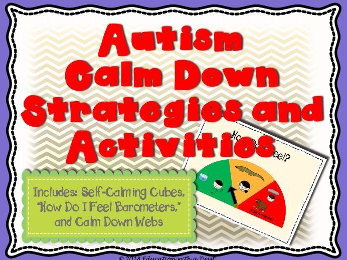 Autism Calm Down Visuals