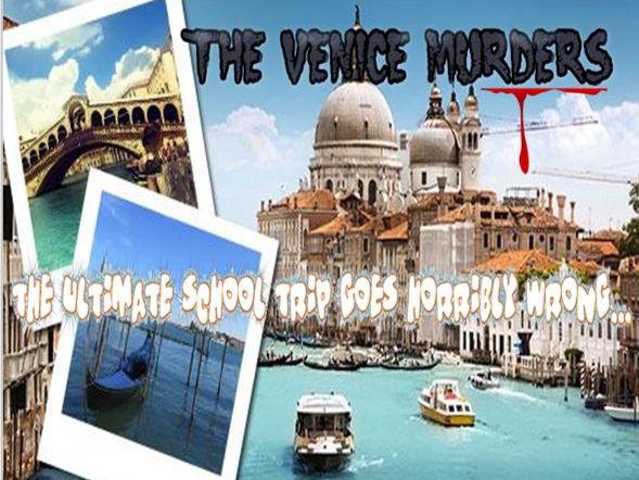 The Venice Murders - Fun Creative Writing Lesson