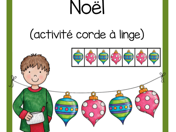 Suites Noël (Christmas Patterns)
