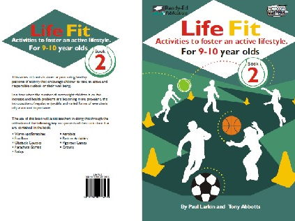 Life Fit Book 2 - Activities to foster an active lifestyle - For 9-10 year olds