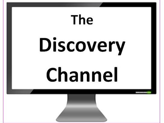 The Discovery Channel - A Play with 25 Monologues