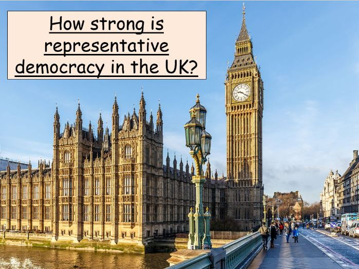 Direct & Representative Democracy (New Edexcel A Level Politics lessons 3 & 4)