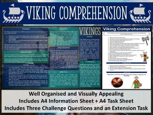 Viking Comprehension