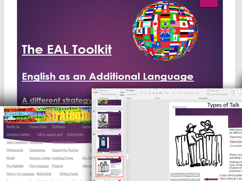 52 English As An Additional Language, EAL Strategies & Starters For Fun, Easily Engaging EAL Pupils