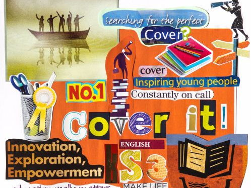 Cover it! Self-mark SPaG : Prepositions