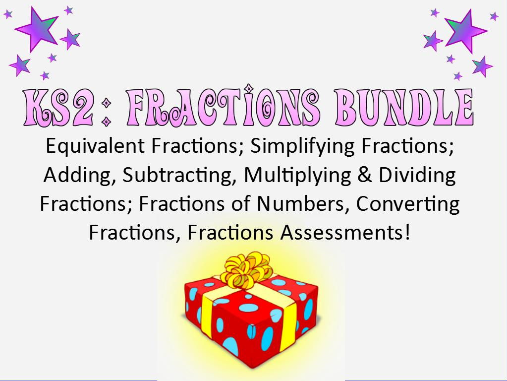 KS2: Fractions Bundle