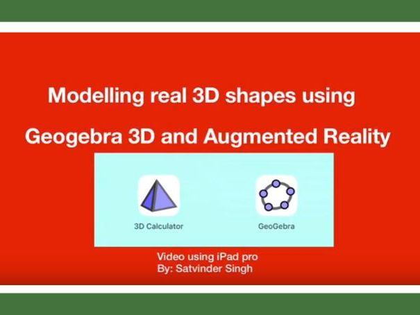 Modelling 3D Objects
