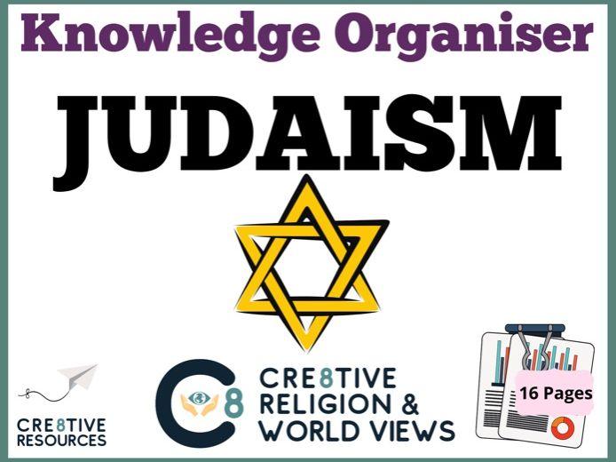 Judaism Knowledge Organiser