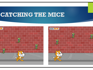Scratch Game Design Lesson