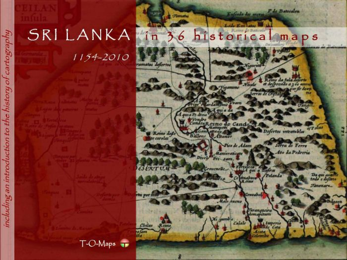 Historical e-atlas Sri Lanka