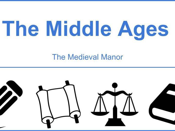 Free Medieval Manor Worksheet