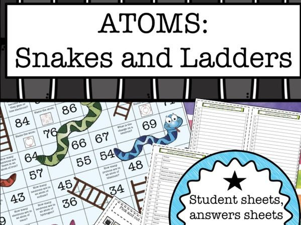 ATOMS: Snakes and Ladders