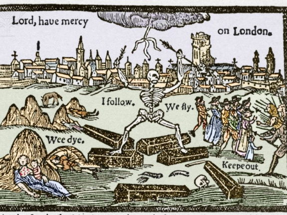 *Updated* The Great Plague of 1665 - Causes, Impact and Consequences for Medical Progress